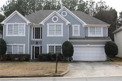 Alpharetta Single Family Home For Sale: 310 Landing Entry