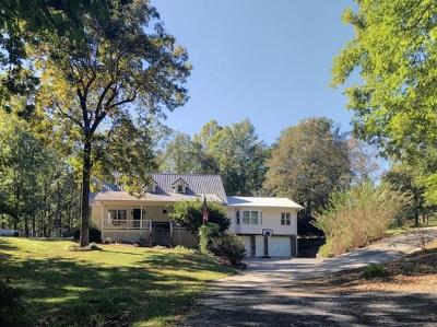 Chatsworth Single Family Home For Sale: 95 Estelle Middleton Road