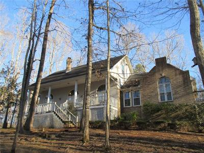 Habersham County Single Family Home For Sale: 1550 Double Springs Road