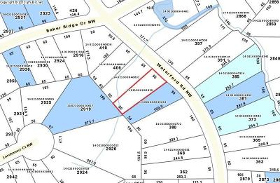 Residential Lots & Land For Sale: Waterford Road