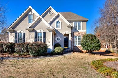 Cartersville Single Family Home For Sale: 5 Hampton Lane