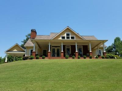 Acworth Single Family Home For Sale: 4749 Old Acworth Dallas Road