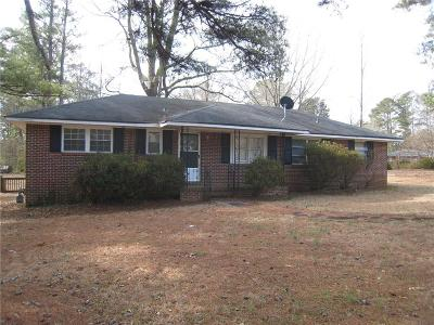 Smyrna Single Family Home For Sale: 325 Terrace Drive SW