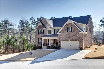 Kennesaw Single Family Home For Sale: 3025 Guardian Walk NW