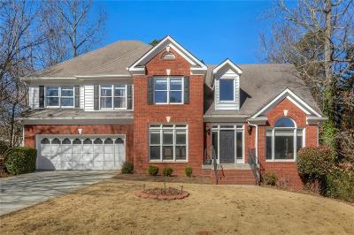 Lawrenceville Single Family Home For Sale: 1534 Millennial Lane