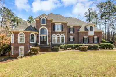 Peachtree City Single Family Home For Sale: 804 Ridgestone Court