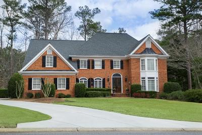 Alpharetta Single Family Home For Sale: 720 Sturges Way