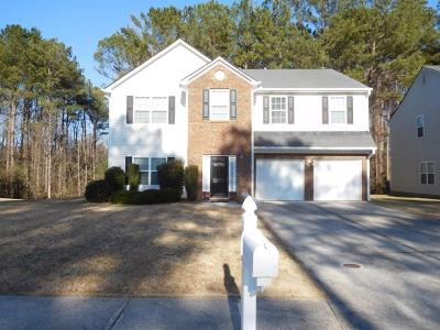 Austell Single Family Home For Sale: 4825 Madison Point Circle