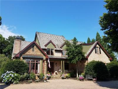 Dawsonville Single Family Home For Sale: 37 Ridgetop Court