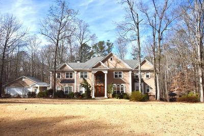 Alpharetta Single Family Home For Sale: 11850 Little Creek Crossing