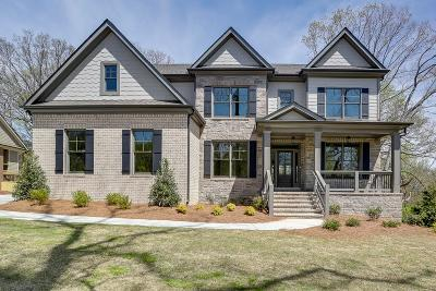 Buford Single Family Home For Sale: 3935 Old Friendship Road NE