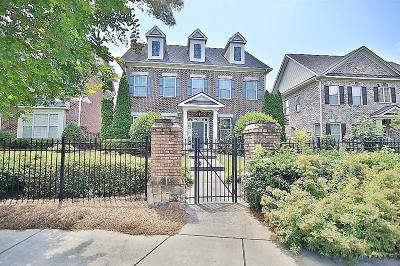 Lawrenceville Single Family Home For Sale: 1499 Legrand Circle