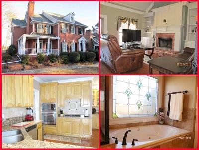 Acworth Single Family Home For Sale: 2718 Stilesboro Lane NW