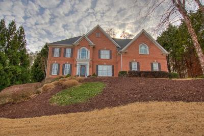 Alpharetta Single Family Home For Sale: 14480 Morning Mountain Way