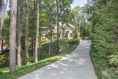 Alpharetta Single Family Home For Sale: 195 Sulling Way
