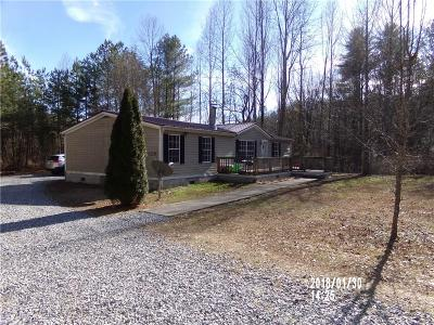 Ellijay Single Family Home For Sale: 113 Overland Trail