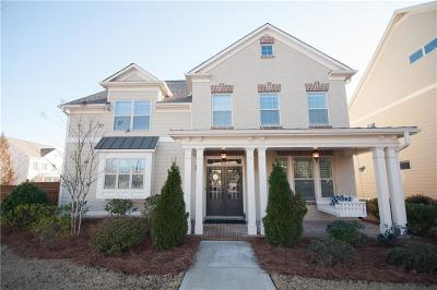 Alpharetta Single Family Home For Sale: 707 Saybeck Way