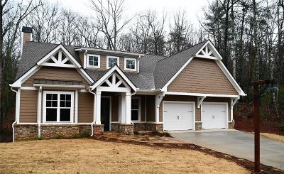Pickens County Single Family Home For Sale: 194 Whisper Place