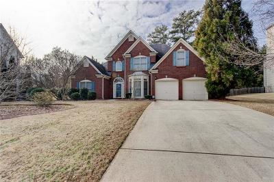 Marietta Single Family Home For Sale: 1284 Crown Terrace