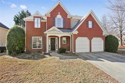 Smyrna Single Family Home For Sale: 4526 Chelton Court SE