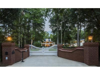 Suwanee, Duluth, Johns Creek Single Family Home For Sale: 345 Bardolier