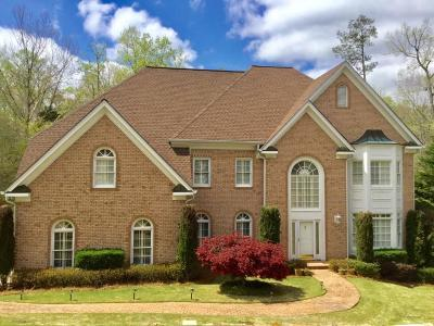 Single Family Home For Sale: 1296 Waterford Green Trail