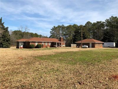 Jonesboro Commercial For Sale: 2559 Mount Zion Road