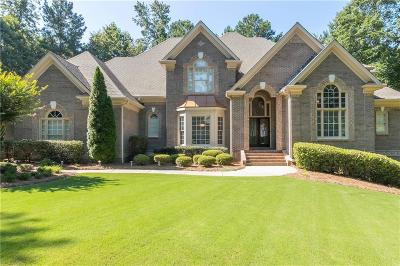 Milton  Single Family Home For Sale: 600 Hickory Mill Lane