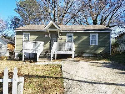 Single Family Home For Sale: 841 N Grand Avenue