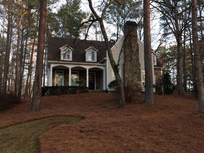 Milton  Single Family Home For Sale: 2105 Double Creek Lane