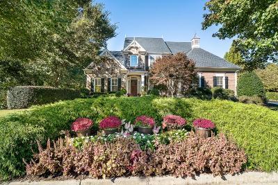 Marietta Single Family Home For Sale: 627 Tabbystone Street