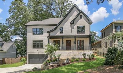 Brookhaven Single Family Home For Sale: 2608 Green Meadows Lane