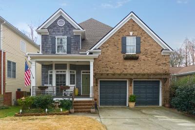 Brookhaven Single Family Home For Sale: 1097 Standard Drive NE