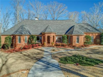 Atlanta Single Family Home For Sale: 120 Russell Drive