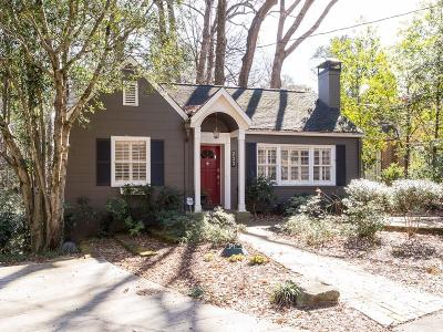 Peachtree Park Single Family Home For Sale: 733 Martina Drive