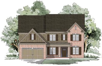 Buford Single Family Home For Sale: 3372 Laurel Leaf Way