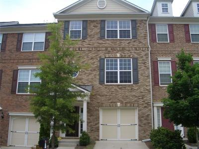 Buford Condo/Townhouse For Sale: 1868 Appaloosa Mill Court