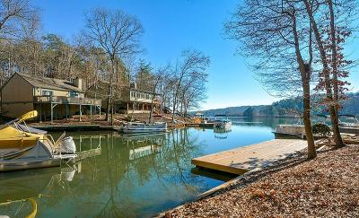 Lake Arrowhead Single Family Home For Sale: 166 Narrows Loop