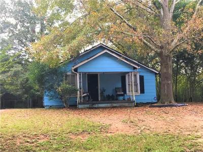 Single Family Home For Sale: 1087 Hillcrest Drive SE