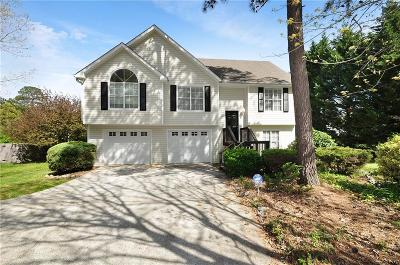 Cartersville Single Family Home For Sale: 46 Bishop Road NW