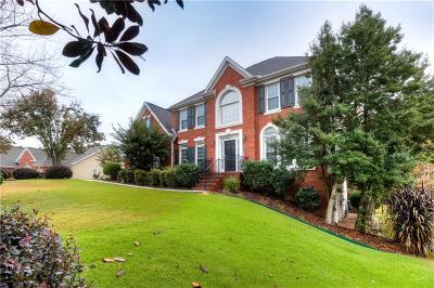 Suwanee Single Family Home For Sale: 5389 Culzean Way