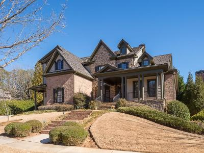 Sandy Springs Single Family Home For Sale: 510 Trimble Lake Court