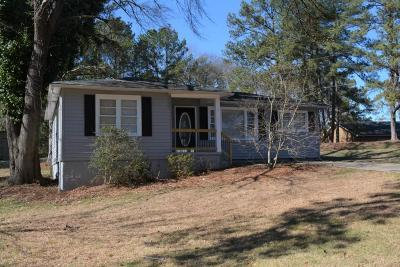 Mableton Single Family Home For Sale: 71 Cooper Lake Road