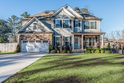 Smyrna Single Family Home For Sale: 1553 Gaylor Circle