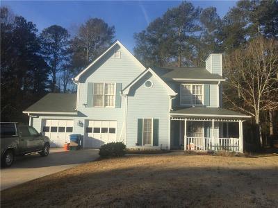 Grayson Single Family Home For Sale: 2081 Hutton Drive