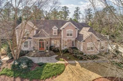 Single Family Home For Sale: 610 Graystone Court