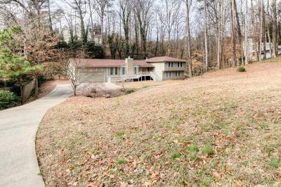 Sandy Springs GA Single Family Home For Sale: $675,000