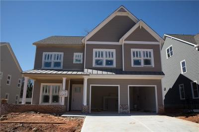 Single Family Home For Sale: 1543 Sylvester Circle