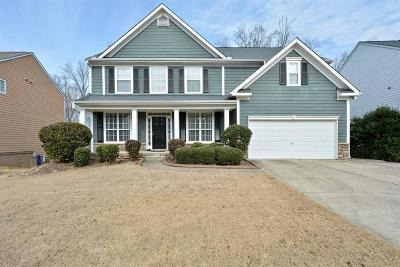 Kennesaw Single Family Home For Sale: 3538 Butler Springs Trace