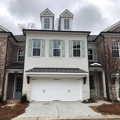 Alpharetta Condo/Townhouse For Sale: 150 Martin Run